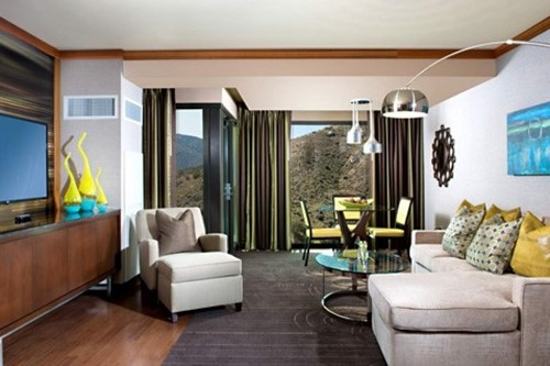 Catalina Suite Room At Harrah's Resort Southern California