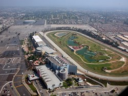 Hollywood Park Rest