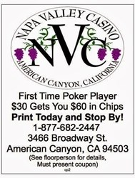 Napa Valley Casino Casinos