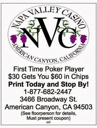 Napa Valley Casino image