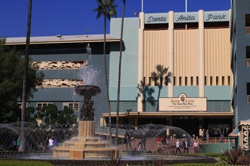 Vip Casino Host For Comps At Santa Anita Park California