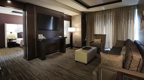 Executive Suite Room At Viejas Casino & Resort