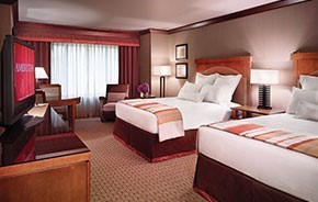 Deluxe Room At Ameristar Casino Resort Spa Black Hawk