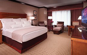 Luxury Room Room At Ameristar Casino Resort Spa Black Hawk