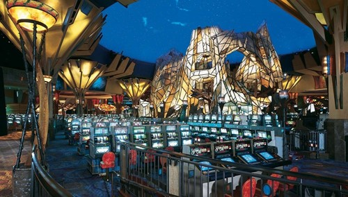 Mohegan Sun Casinos