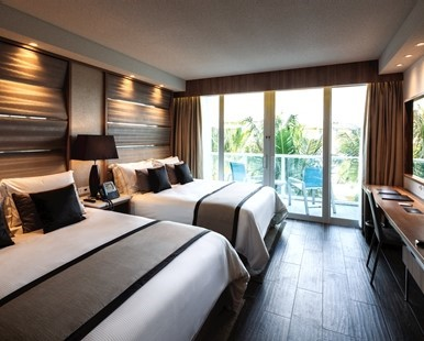 Queen Room Room At Resorts World Bimini Bahamas Resort, Casino & Marina
