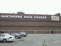 Hawthorne Race Course Rest