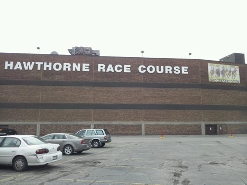 Hawthorne Race Course image