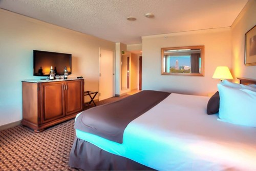 Deluxe Room Room At Harrah's Council Bluffs