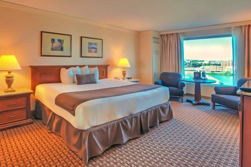Premium Room Room At Harrah's Council Bluffs
