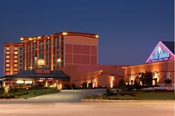 Delta Downs Racetrack Casino & Hotel Rest