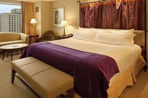Luxury Room At Harrah's New Orleans Casino