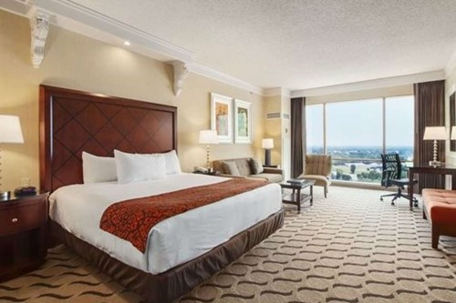 Luxury Room At Horseshoe Casino & Hotel - Bossier City
