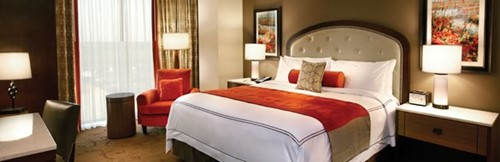 Luxury Room At L'Auberge Casino Hotel Baton Rouge
