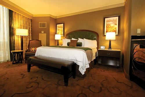 Royale Suite Room At L'Auberge Casino Resort Lake Charles