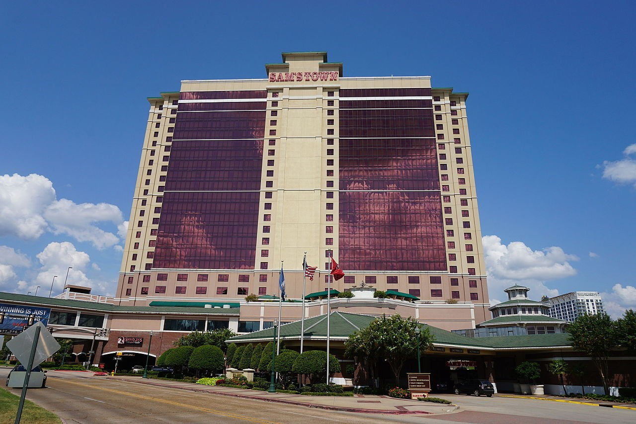 Harrahs casino lake charles