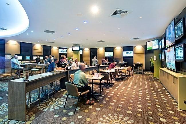 CSI Poker Room