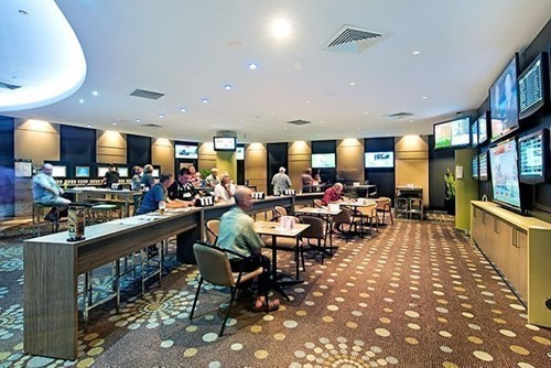 CSI Poker Room image