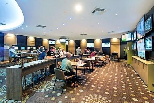 CSI Poker Room image