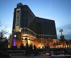 MGM Grand Detroit Casino Rest