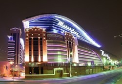 MotorCity Casino Rest