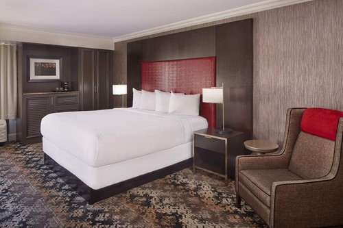 Deluxe Room Room At Horseshoe Casino & Hotel - Tunica