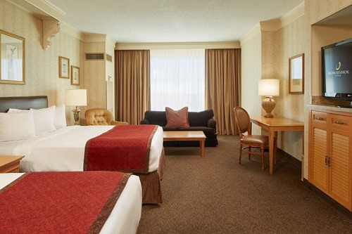 Premium Room Room At Horseshoe Casino & Hotel - Tunica
