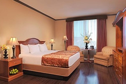 Executive Suite Room At Tunica Roadhouse Casino and Hotel
