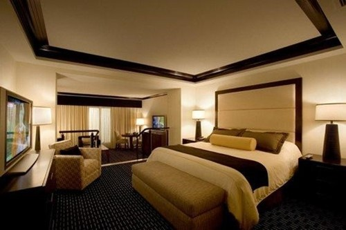 Deluxe Suite Room At Ameristar Casino - St. Charles