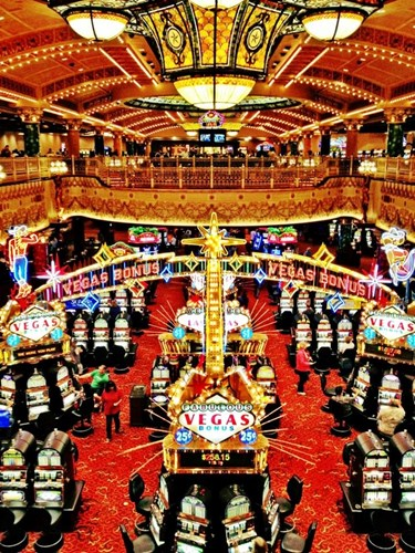 Ameristar casino kansas city directions