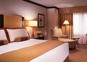 Deluxe Room At Ameristar Casino Hotel - Kansas City