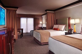 Deluxe Player Mini Suite Room At Ameristar Casino Hotel - Kansas City