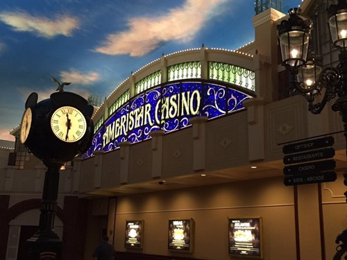 Ameristar casino north kansas city