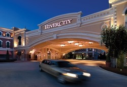 River City Casino & Hotel Rest