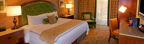 Luxury Room Room At River City Casino & Hotel