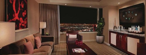 Tower Suite Room At Aria Resort & Casino