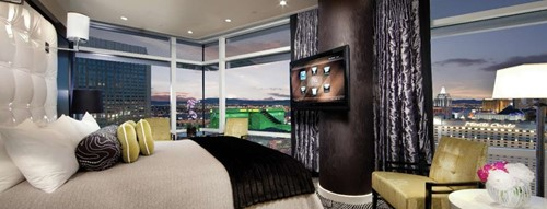 One Bedroom Penthouse Room At Aria Resort & Casino