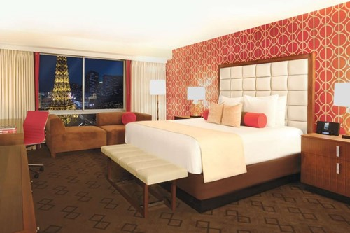 Jubilee Junior Suite Room At Bally's - Las Vegas