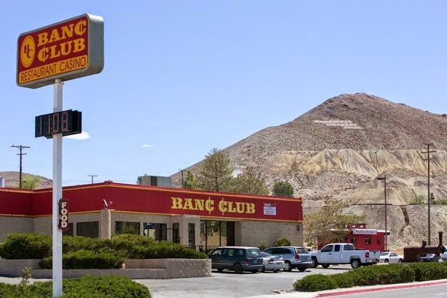 Banc Club of Tonopah
