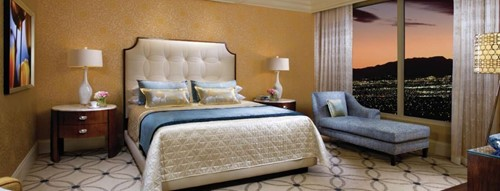 Executive Parlor Suite Room At Bellagio