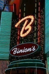 Binion's Gambling Hall & Hotel Rest