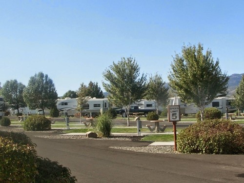 Bordertown Casino RV Resort image
