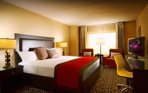 Deluxe King Rooms Room At Boulder Station Hotel & Casino