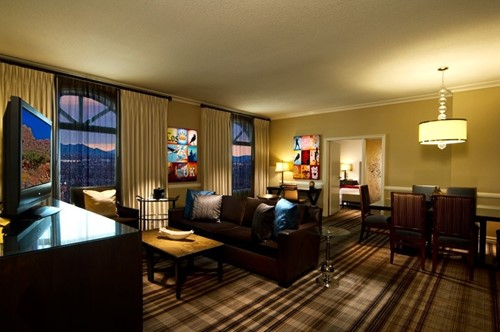 King Suites Room At Boulder Station Hotel & Casino