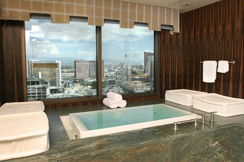 Premium Spa Suite At Caesars Palace