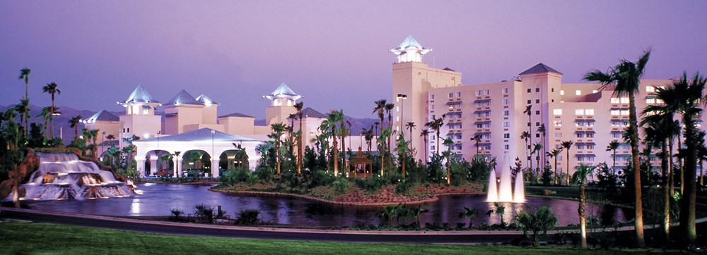 CasaBlanca Resort, Casino, Golf, & Spa