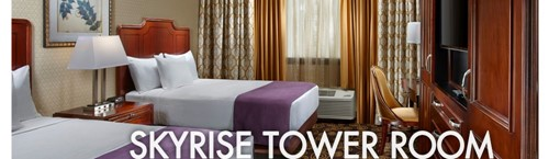 Skyrise Tower Rooms image