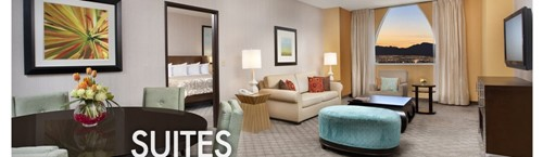 One Bedroom Suite Room At Circus Circus Hotel Casino - Las Vegas
