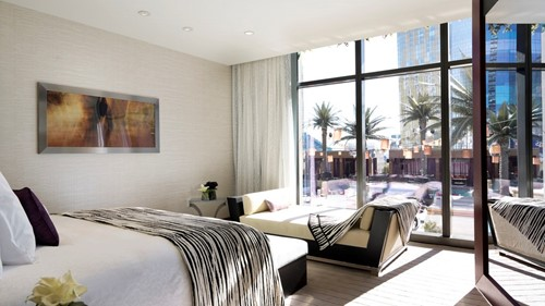 Bungalow Room At The Cosmopolitan of Las Vegas