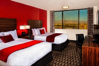Deluxe Room At The D Las Vegas